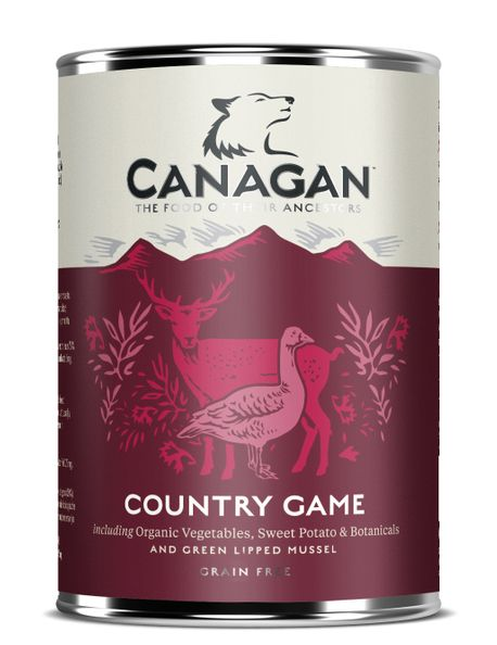 Canagan Dog Country Game - Power Pet GmbH Linthal