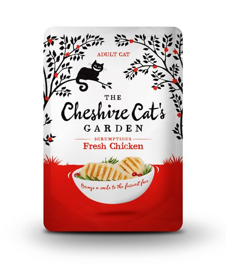 The Cheshire Cat's Garden Frisches Huhn - Power Pet GmbH Linthal