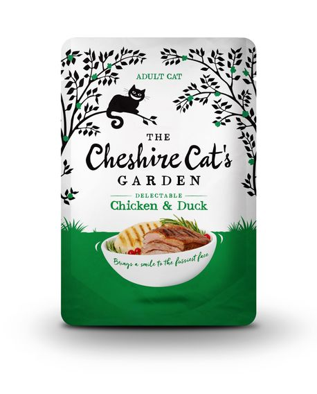 The Cheshire Cat's Garden Huhn & Ente - Power Pet GmbH Linthal