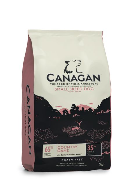 Canagan Small Breed Country Game for Dogs - Power Pet GmbH Linthal