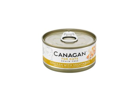 Canagan Chicken Vegetables - Power Pet GmbH Linthal