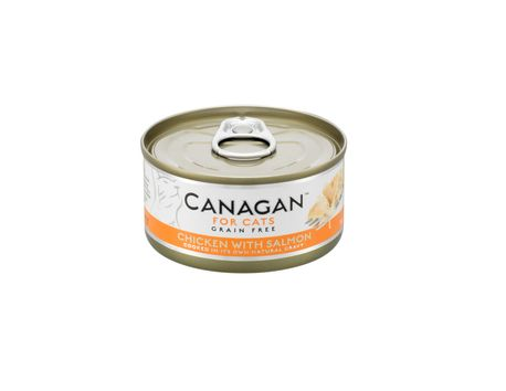 Canagan Chicken Salmon - Power Pet GmbH Linthal