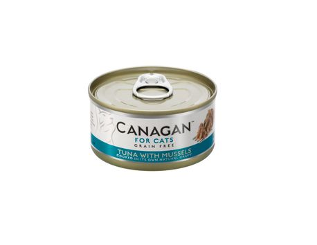 Canagan Tuna with Mussels - Power Pet GmbH Linthal